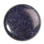 12MM Blue Goldstone