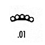 Southwest Design Stamp S-1