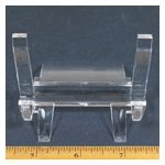 "3"" Plastic Straight Back Slab Stand"