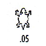 Southwest Design Stamp S-5