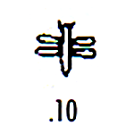 Contemporary Design Stamp C10