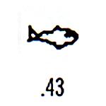 Contemporary Design Stamp C43