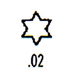 Millennium Stamp M-2