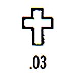 Millennium Stamp M-3