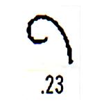 Millennium Stamp M23